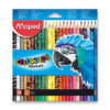 Pastelky Maped Color'Peps Animals  - 24 barev